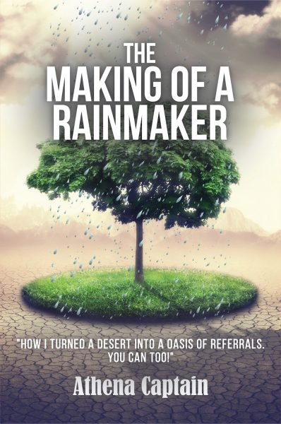 The Making of a Rainmaker - Cover Art